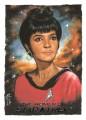 The Women of Star Trek Trading Card ArtiFex Lt Uhura