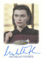 The Women of Star Trek Trading Card Autograph Michelle Forbes