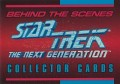 Star Trek The Next Generation Behind The Scenes Trading Card BTS39
