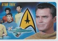 Star Trek The Original Series 40th Anniversary Trading Card 110