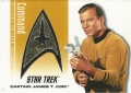 Star Trek The Original Series 40th Anniversary Trading Card DS1