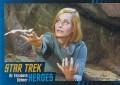 Star Trek The Original Series Heroes and Villains Trading Card 14