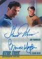 Star Trek The Original Series Heroes and Villains Trading Card DA22