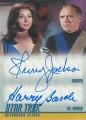 Star Trek The Original Series Heroes and Villains Trading Card DA25