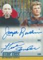 Star Trek The Original Series Heroes and Villains Trading Card DA34