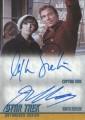 Star Trek The Original Series Heroes and Villains Trading Card DA7