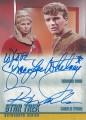 Star Trek The Original Series Heroes and Villains Trading Card DA8