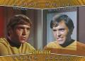 Star Trek The Original Series Heroes and Villains Trading Card MM7