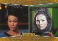 Star Trek The Original Series Heroes and Villains Trading Card MM8