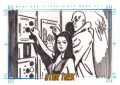 Star Trek The Original Series Art Images Trading Card Sketch What Are Little Girls Made Of
