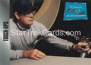 The Making of Star Trek The Next Generation Trading Card 19