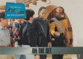 The Making of Star Trek The Next Generation Trading Card 56