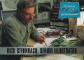 The Making of Star Trek The Next Generation Trading Card 8