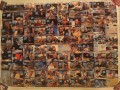 The Making of Star Trek The Next Generation Trading Card Uncut Sheet Front