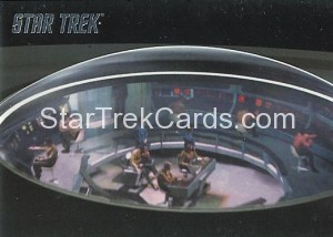 Star Trek The Remastered Original Series Trading Card 1