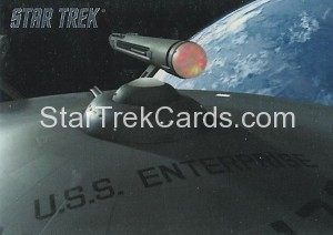 Star Trek The Remastered Original Series Trading Card 10