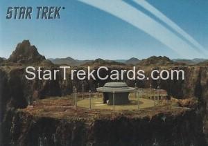 Star Trek The Remastered Original Series Trading Card 11