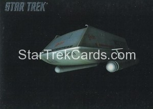 Star Trek The Remastered Original Series Trading Card 14