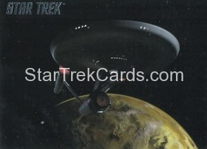Star Trek The Remastered Original Series Trading Card 18
