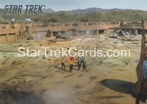 Star Trek The Remastered Original Series Trading Card 19