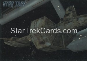 Star Trek The Remastered Original Series Trading Card 24