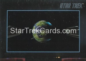 Star Trek The Remastered Original Series Trading Card 25