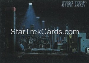 Star Trek The Remastered Original Series Trading Card 26