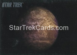 Star Trek The Remastered Original Series Trading Card 28