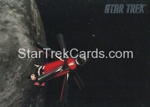 Star Trek The Remastered Original Series Trading Card 29