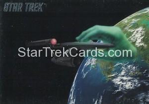 Star Trek The Remastered Original Series Trading Card 33