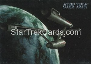 Star Trek The Remastered Original Series Trading Card 36