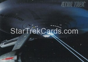 Star Trek The Remastered Original Series Trading Card 38