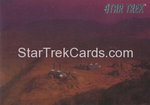 Star Trek The Remastered Original Series Trading Card 4