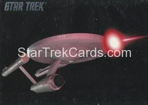 Star Trek The Remastered Original Series Trading Card 40