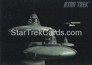 Star Trek The Remastered Original Series Trading Card 42
