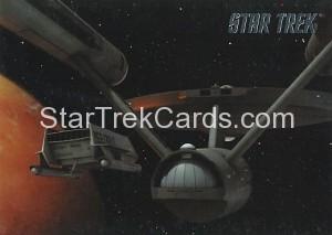 Star Trek The Remastered Original Series Trading Card 44
