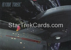 Star Trek The Remastered Original Series Trading Card 45