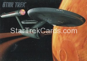 Star Trek The Remastered Original Series Trading Card 46
