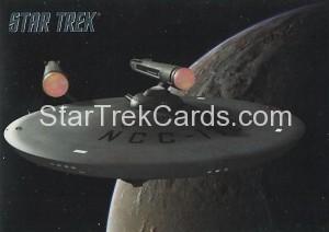 Star Trek The Remastered Original Series Trading Card 5