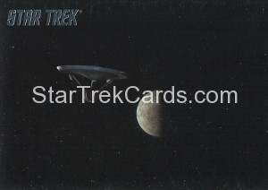 Star Trek The Remastered Original Series Trading Card 51