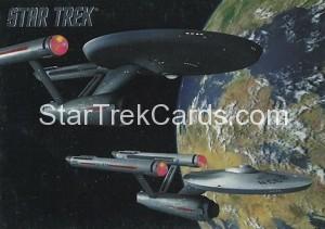 Star Trek The Remastered Original Series Trading Card 54