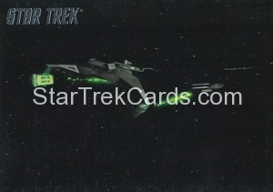 Star Trek The Remastered Original Series Trading Card 57