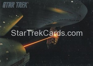 Star Trek The Remastered Original Series Trading Card 58