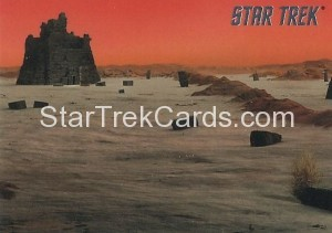 Star Trek The Remastered Original Series Trading Card 6