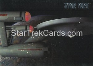 Star Trek The Remastered Original Series Trading Card 60