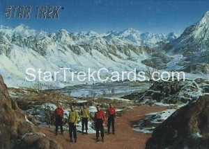 Star Trek The Remastered Original Series Trading Card 61