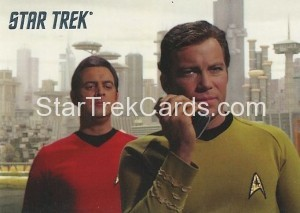 Star Trek The Remastered Original Series Trading Card 68