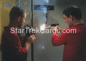 Star Trek The Remastered Original Series Trading Card 7