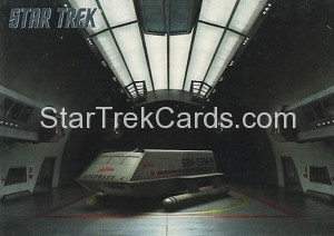 Star Trek The Remastered Original Series Trading Card 70