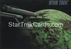 Star Trek The Remastered Original Series Trading Card 71